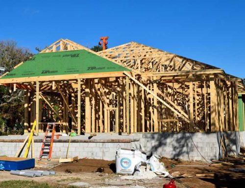 Stucwerk in nieuwbouwwoningen