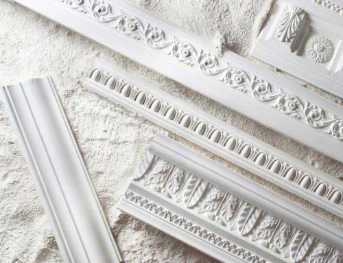 Sierlijsten voor uw plafond printen met 3D-printer